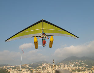 Water Hang Glider Advanced Training Program